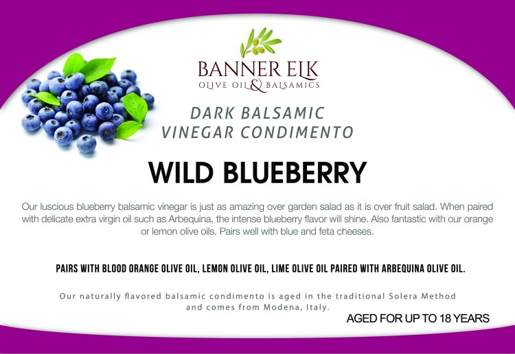 wild blueberry db 750